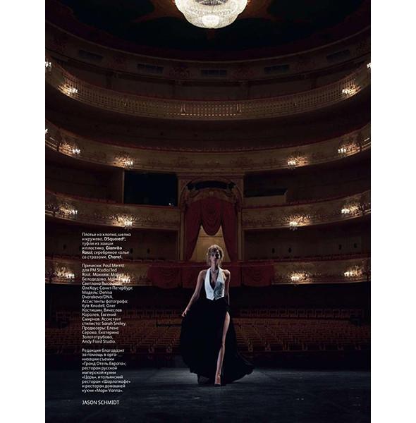 Изображение 66. Dance, dance, dance: 10 съемок, вдохновленных балетом.. Изображение № 71.