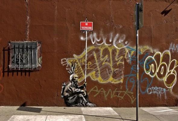 Искусство на улицах. Изображение № 14.