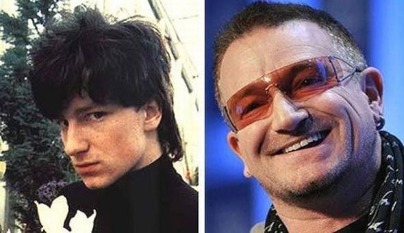 Знаменитые люди: тогда и сейчас. Изображение № 8.
