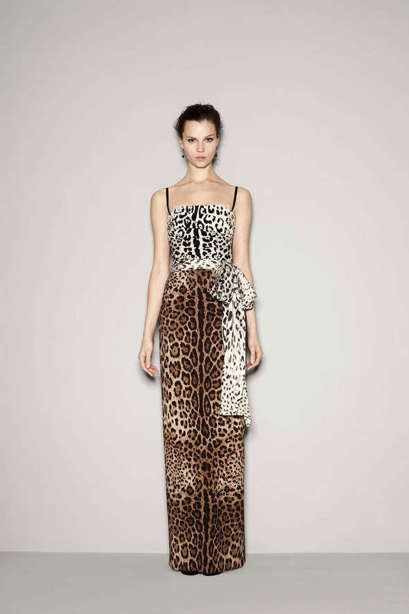 Лукбук: Dolce & Gabbana FW 2011 Women's. Изображение № 51.