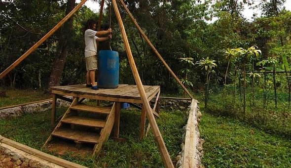 The paradise builders. Экопоселения Южной и Центральной Америк. Изображение № 20.