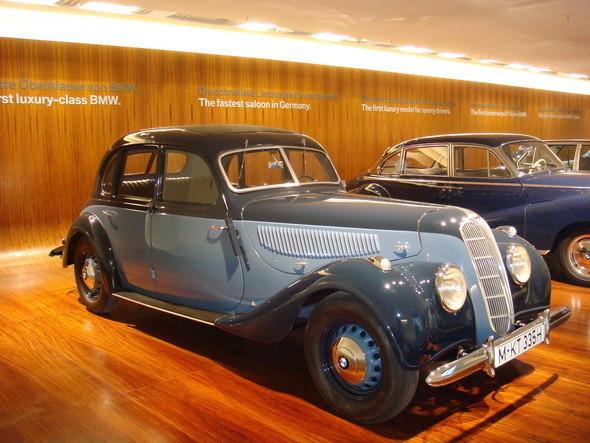 BMW-музейный экспонат?. Изображение № 12.