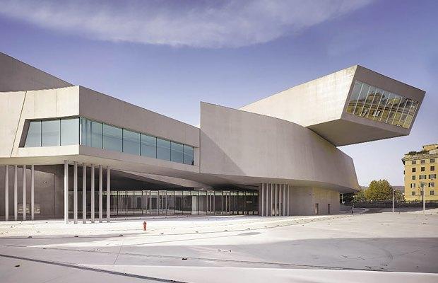 Что не так с архитектором Захой Хадид . Изображение № 4.