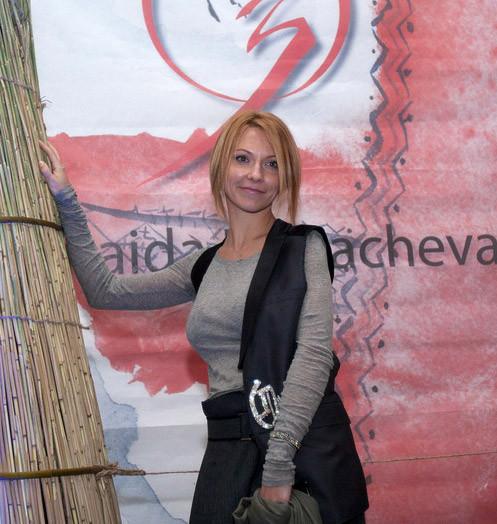 Зинаида Лихачева представит свой новый проект на Kiev Fashion Days. Изображение № 1.