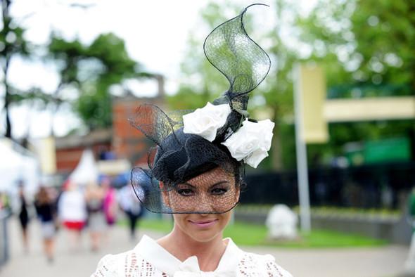 Самые необычные иизысканных шляпки Royal Ascot. Изображение № 16.