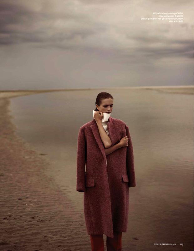 Вышли новые съемки из Bon, Flair, Vogue и других журналов. Изображение № 37.