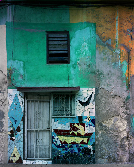 Изображение 7. Фасады Гаваны от Michael Eastman.. Изображение № 7.