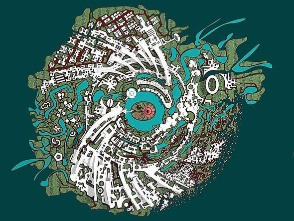 Ауровиль — город рассвета. Изображение № 3.