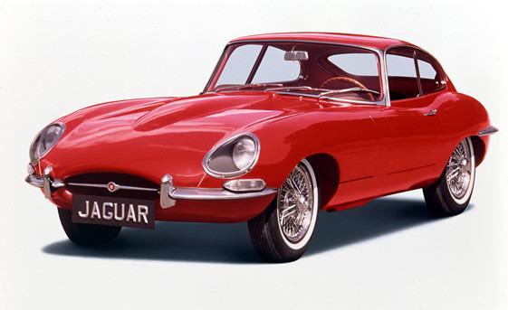 Jaguar E-Type, 1961. Изображение № 2.