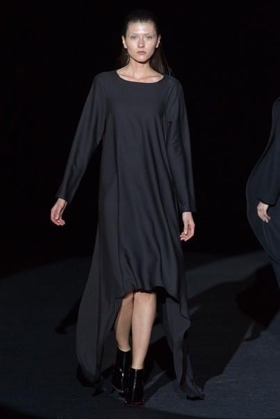 Изображение 2. Volvo Fashion Week. День 2. Cyrille Gassiline FW 2011.. Изображение № 2.