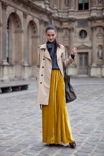 Нерабочее время: Блоги об уличном стиле моделей. Изображение № 6.