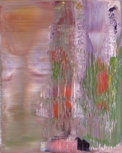 Герхард Рихтер. Абстракция. Изображение № 12.
