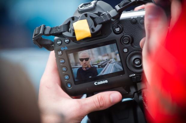 "Backstage съемок клипа Андрея Звонкого ""Суперстар"". Изображение № 20."