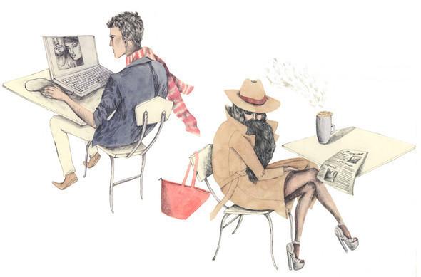 Иллюстрации Riikka Sormunen. Изображение № 4.