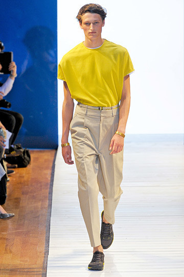 Неделя мужской моды в Париже: День 1. Изображение № 2.