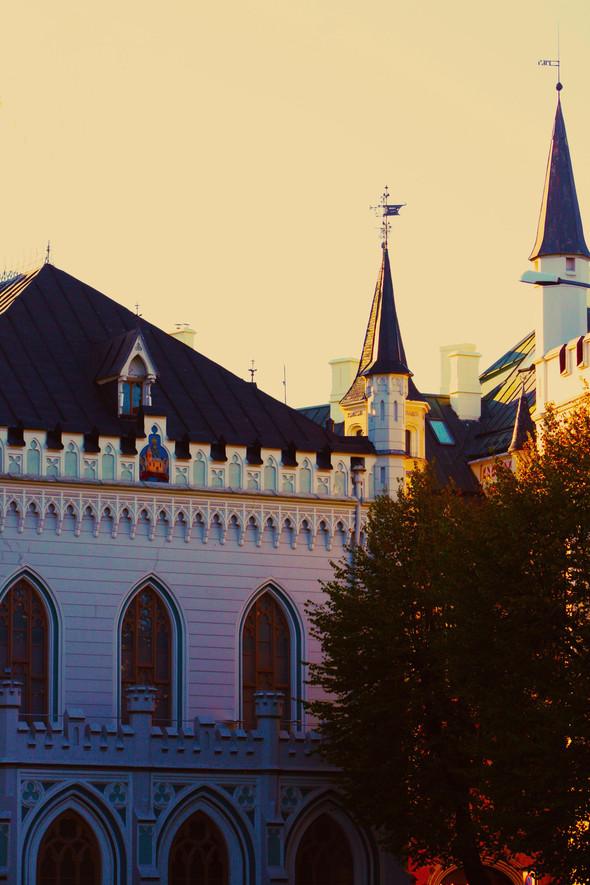 Золотая осень в Риге. Изображение № 8.