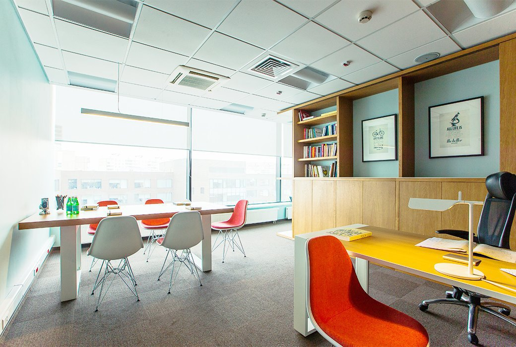 Офис компании «B2B-Center». Изображение № 22.