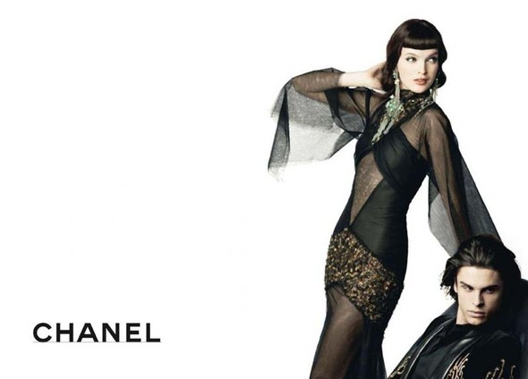 Рекламная кампания Chanel Pre–Fall. Изображение № 3.