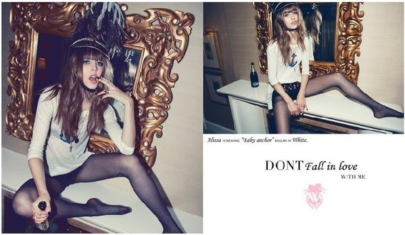 Vampires are forever! от wildfox couture. Изображение № 9.