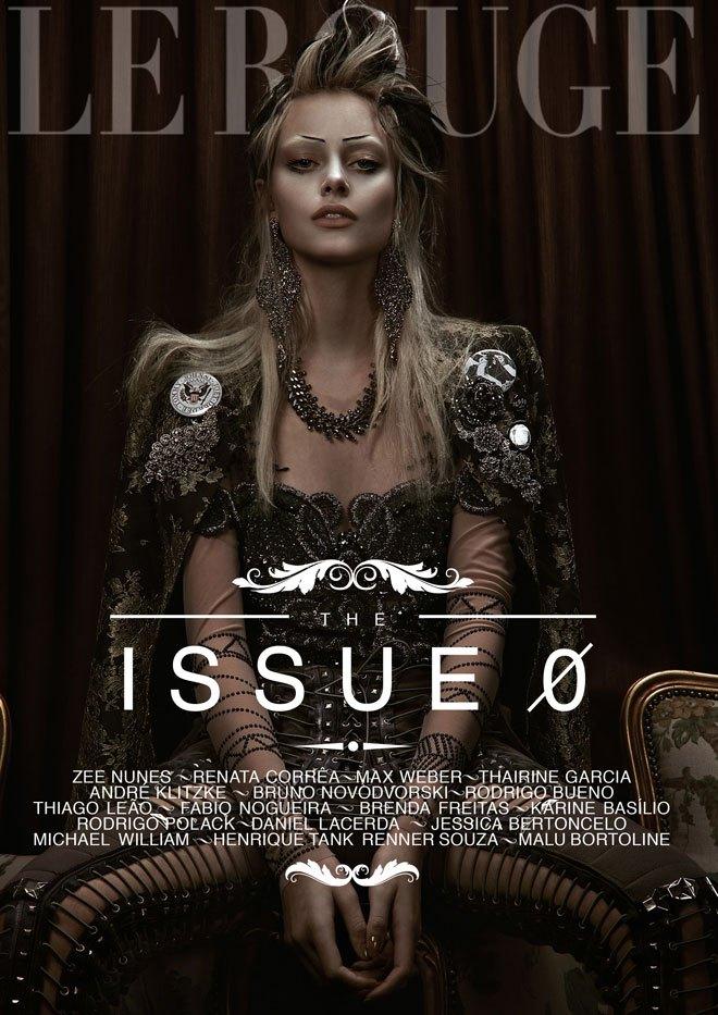 Vogue, Pulp и другие журналы опубликовали новые обложки. Изображение № 4.