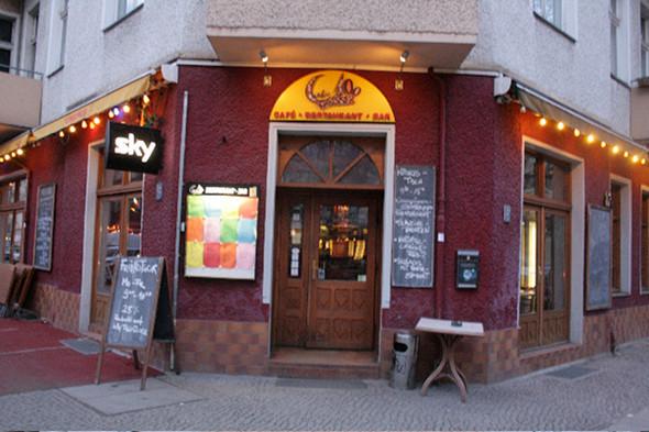 Изображение 1. Берлинские кафе.. Изображение № 6.