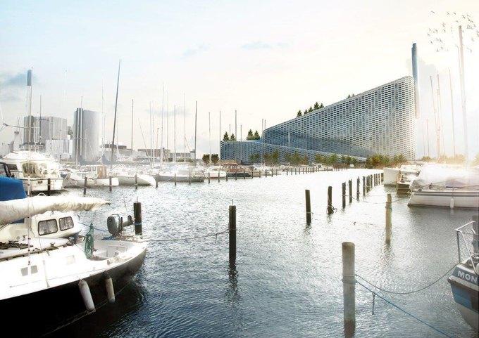 В Дании построят самый экологичный завод в мире. Изображение № 5.