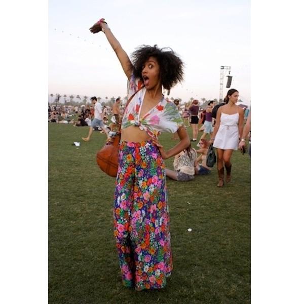 Изображение 28. Coachella: стрит-стайл.. Изображение № 25.
