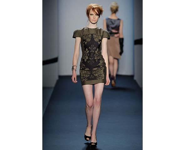 Неделя моды в Нью-Йорке: второй день. Изображение № 148.