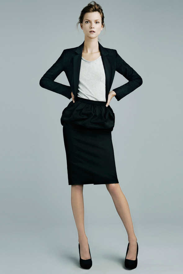 Лукбук: Zara November 2011. Изображение № 10.