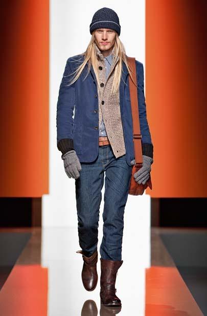 Новости ЦУМа: Коллекция мужской одежды Boss Orange осень-зима 2012-13. Изображение № 13.