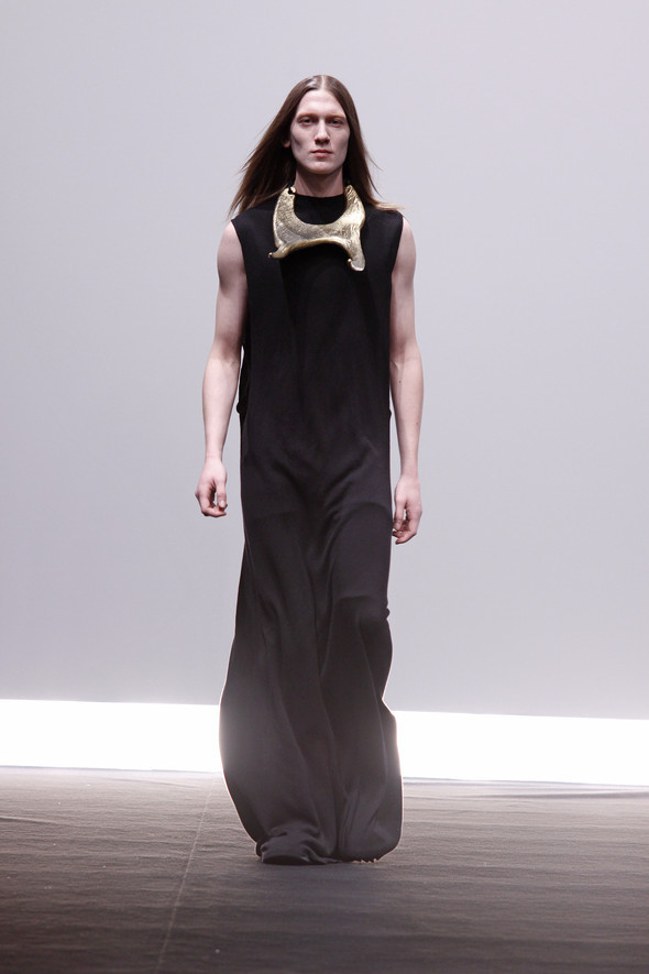 Rick Owens Fall Winter 2009 2010. Изображение № 27.
