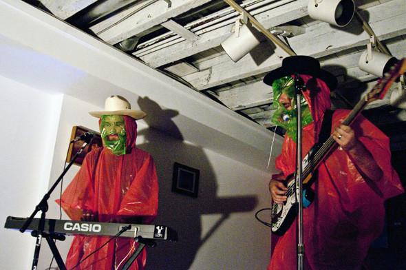 Олбани, концерт в UAG, выступление Ghoul Poon. Изображение № 9.