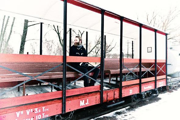Миниатюрный поезд. Изображение № 72.