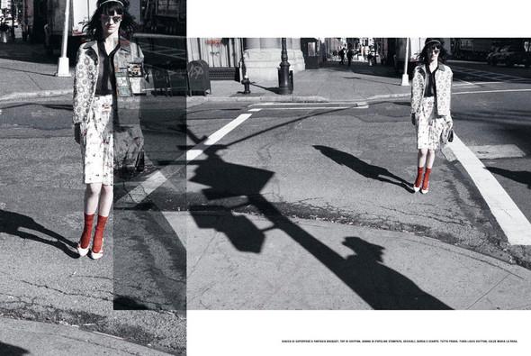 Съёмка: Кверелле Янсен для Vogue. Изображение № 11.