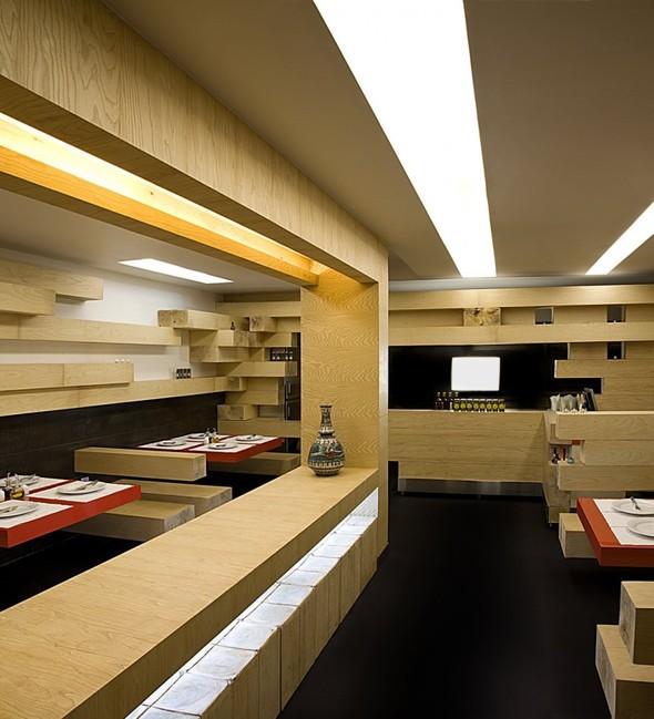 Место есть: Новые рестораны в главных городах мира. Изображение № 42.