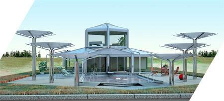 Monosota — инновационное строительство. Изображение № 5.
