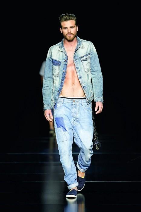Обзор джинсовых коллекций. Изображение № 4.