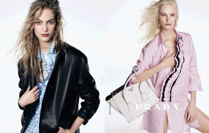 Вышли новые кампании Acne, Dior и Prada. Изображение № 1.