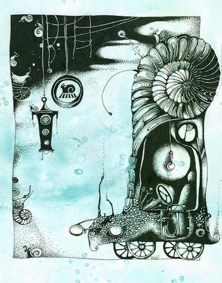 Фантасмагория Tineidae. Изображение № 25.