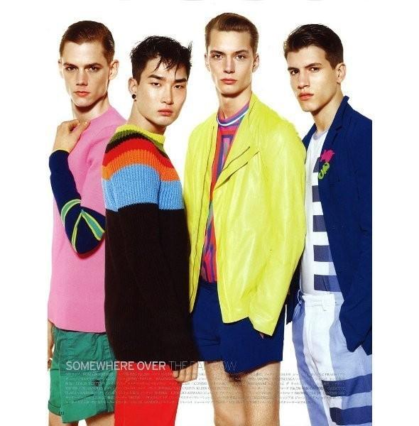 Изображение 11. Мужские съемки: GQ, Vogue Hommes и другие.. Изображение № 14.