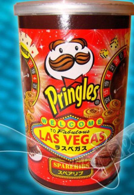 Несъедобное съедобно - какие бывают чипсы. Изображение № 27.