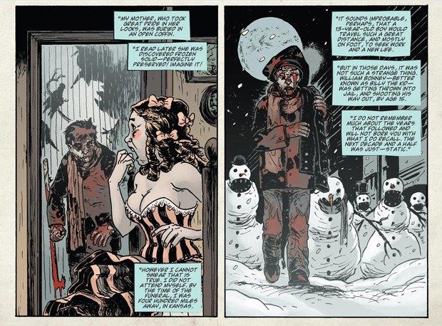 Что читать: 10 новых комиксов. Изображение № 15.