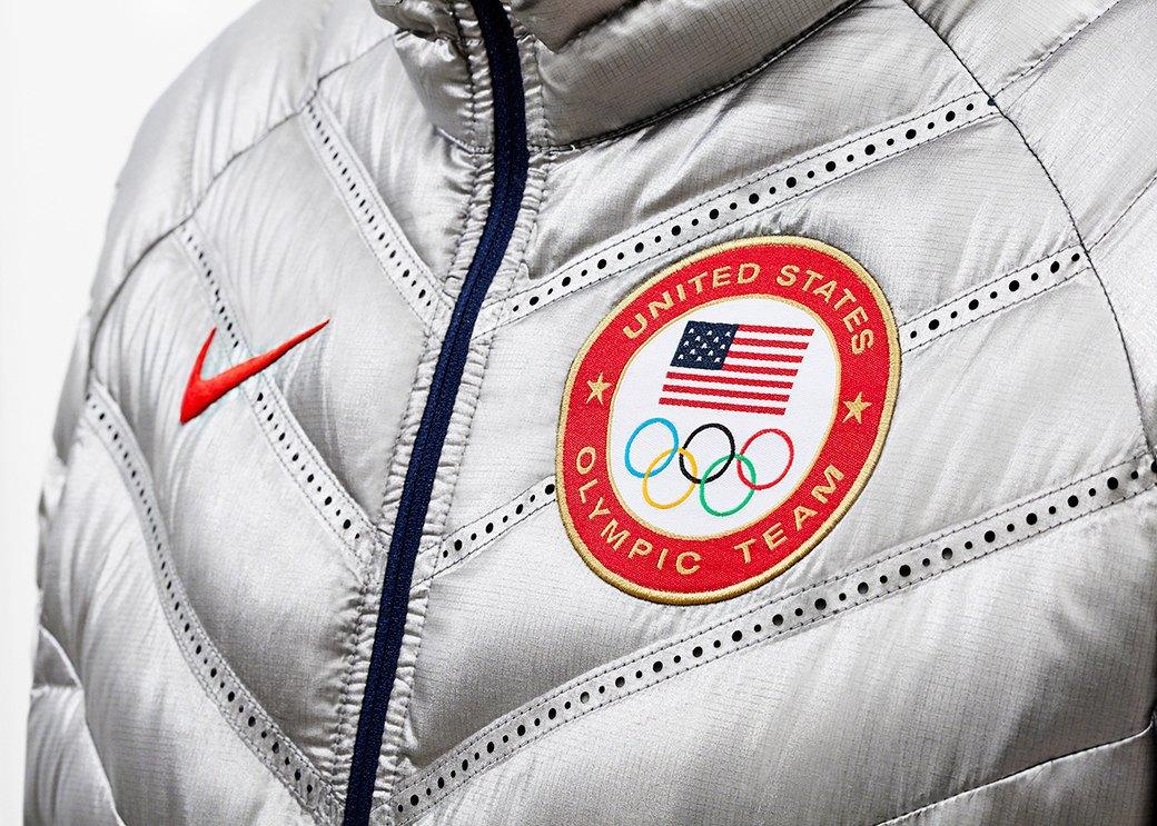 Кен Блэк из Nike сделал самую красивую олимпийскую форму. Изображение № 10.