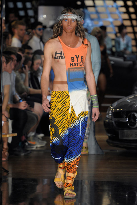 BERNHARD WILLHELM SS 2012 MEN. Изображение № 22.