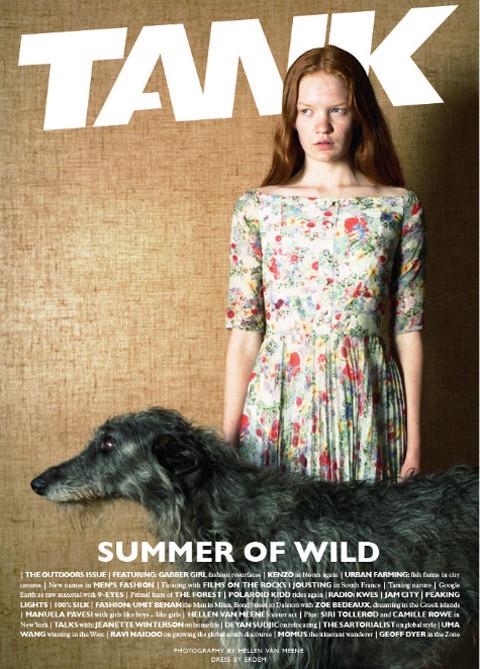 Обложки: Vogue, V, W и другие. Изображение № 5.