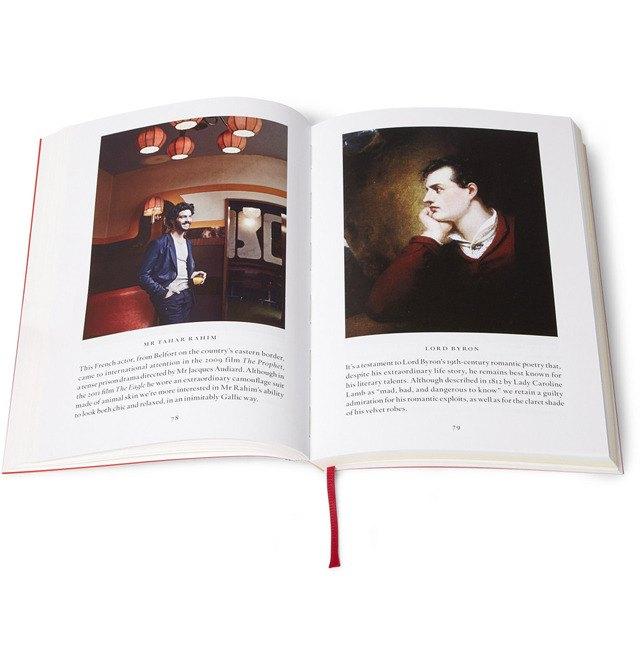 Mr. Porter выпустили книгу. Изображение № 3.