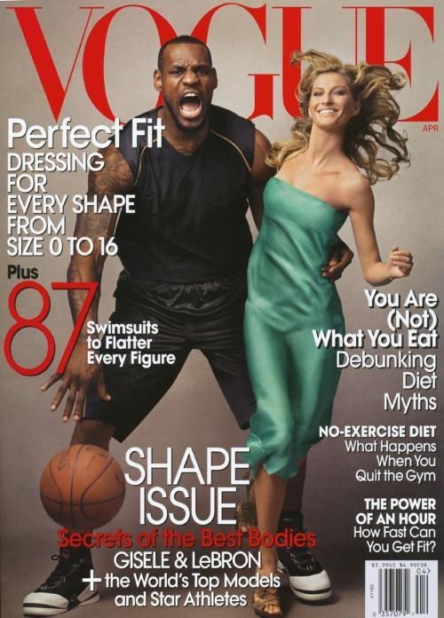 Вспомнить все или 11 обложек Жизель для Vogue US. Изображение № 10.