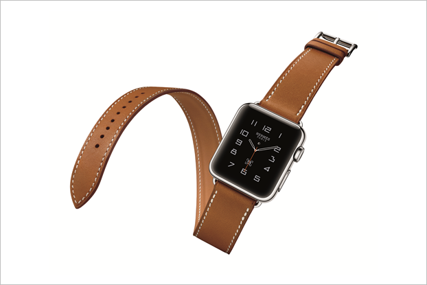 Apple Watch с ремешком Hermès. Изображение № 5.