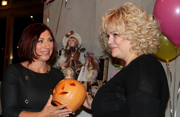 Звезды отметили Хеллоуин по-русски. Изображение № 2.
