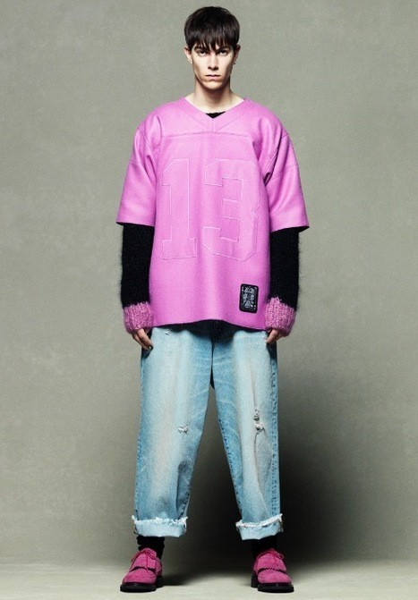 PHENOMENON A/W 2011 - PINK CLOWN. Изображение № 4.